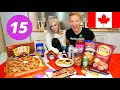 15 Canadian Snacks YOU MUST TRY!
