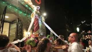2012-09 | Feast of Santa Lucia - Saint Lucy