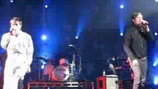 Weezer 9/23 tsongas ma undone Tom Delonge