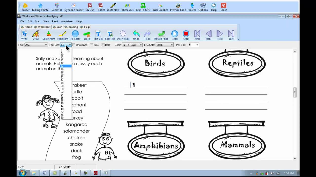 Workbooks zaner bloser cursive worksheets : Worksheet Wizard - Introduction - YouTube