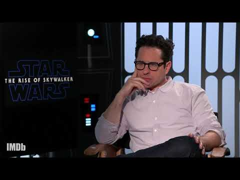 Star Wars Cast Reveal Their Biggest Rise Of Skywalker Challenges From Imdb On The Scene Youtube