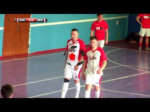 Обзор матча Spilna Sprava United - RIA.com #itliga