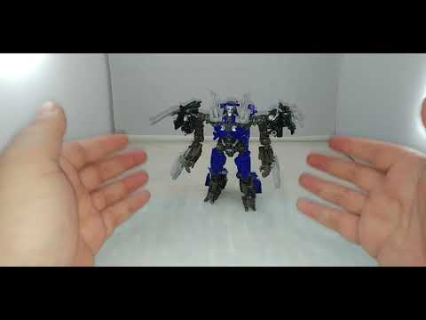 Chuck's Reviews Transformers Studio Series Topspin