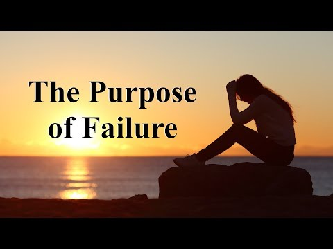 The Purpose Of Failure, Why Won't People Just Relax? (NY)
