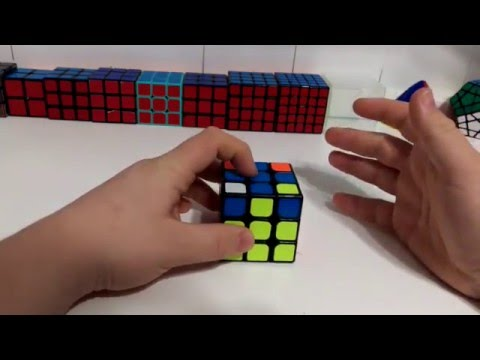 How To Solve A Rubik's Cube (Part 5: The Fish)