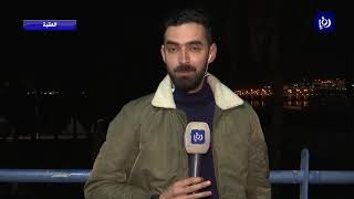 أمطار غزيرة وإغلاقات في العقبة - (25/2/2020)
