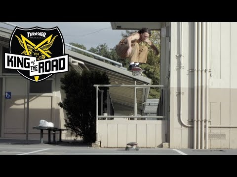 King of the Road Season 3: Evan Smith's Two-Board Blaster