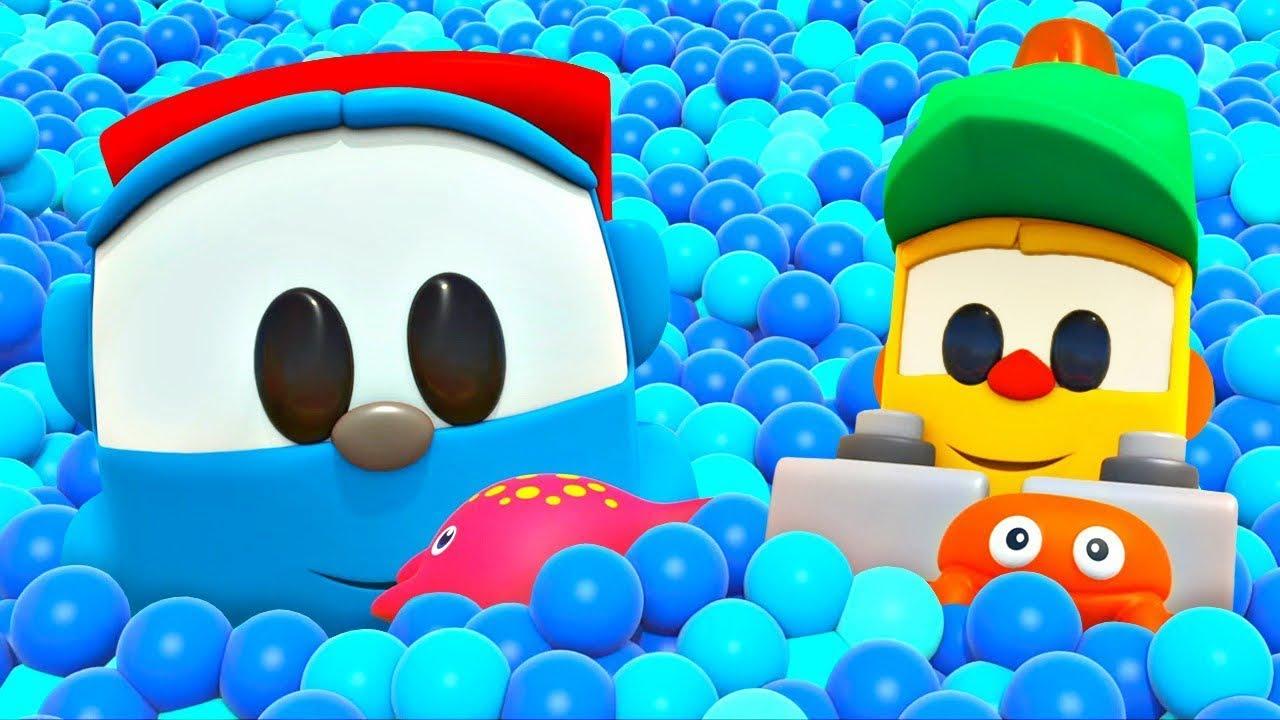 Download Bebek şarkıları. Leo ile Deniz şarkısı söyle! Çocuklar için çizgi film