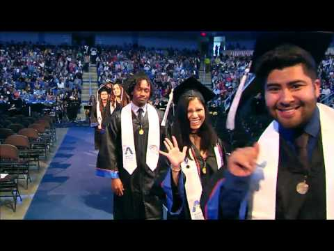 2017 May Commencement - College of Liberal Arts