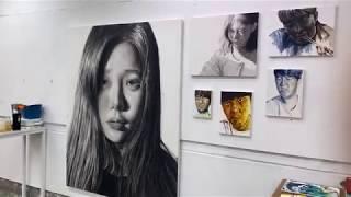 2019경희대학교 미술대학 졸업전시회 오픈 스튜디오 1