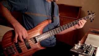 Opeth - Nectar - Bass cover