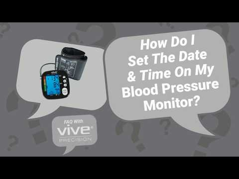 how-do-i-set-the-date-&-time-on-my-blood-pressure-monitor---vive-precision---dmd1001