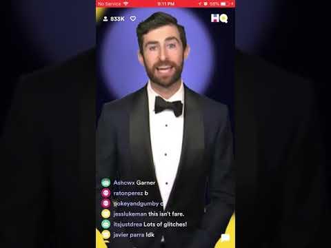 HQ Trivia 9/17/2018 100k Winner Takes All