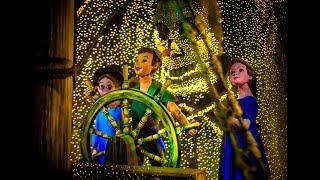 [4K] 極超高感度リニューアル「ピーターパン空の旅」Peter Pan's Flight Disneyland Paris
