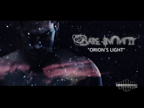 BARE INFINITY || Orion's Light (Ft. Sarah Wolf) [ OFFICIAL LYRIC VIDEO ]
