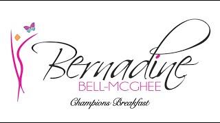 Bernadine Bell-McGhee Presents Champions Breakfast 2014