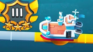 The push continues in Boom Beach Warships...