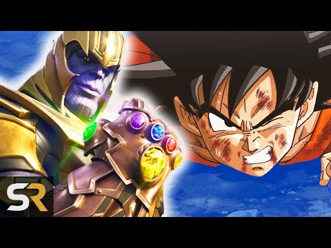 10 Anime Characters Thanos Could Destroy Easier Than The Hulk
