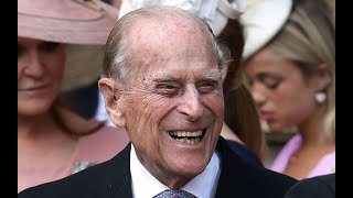 The unflappable Prince Philip turns 98