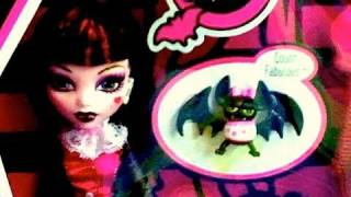 MONSTER HIGH Dolls HOTTEST Toys for Christmas 2010 Review by Mike Mozart