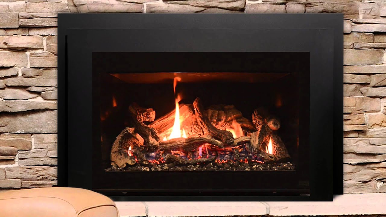 Brentwood fireplace - YouTube