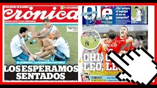 Copa America Centenario 2016: Final Argentina vs Chile 2016