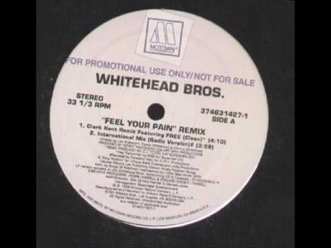 Whitehead Bros. - Feel Your Pain (Clark Kent Remix) (Clean)