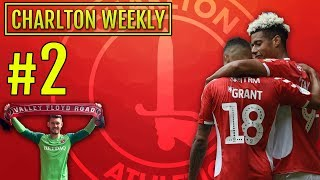 CHARLTON 2-1 SHREWSBURY MATCH DAY VLOG + JED STEER SIGNS (CHARLTON WEEKLY)