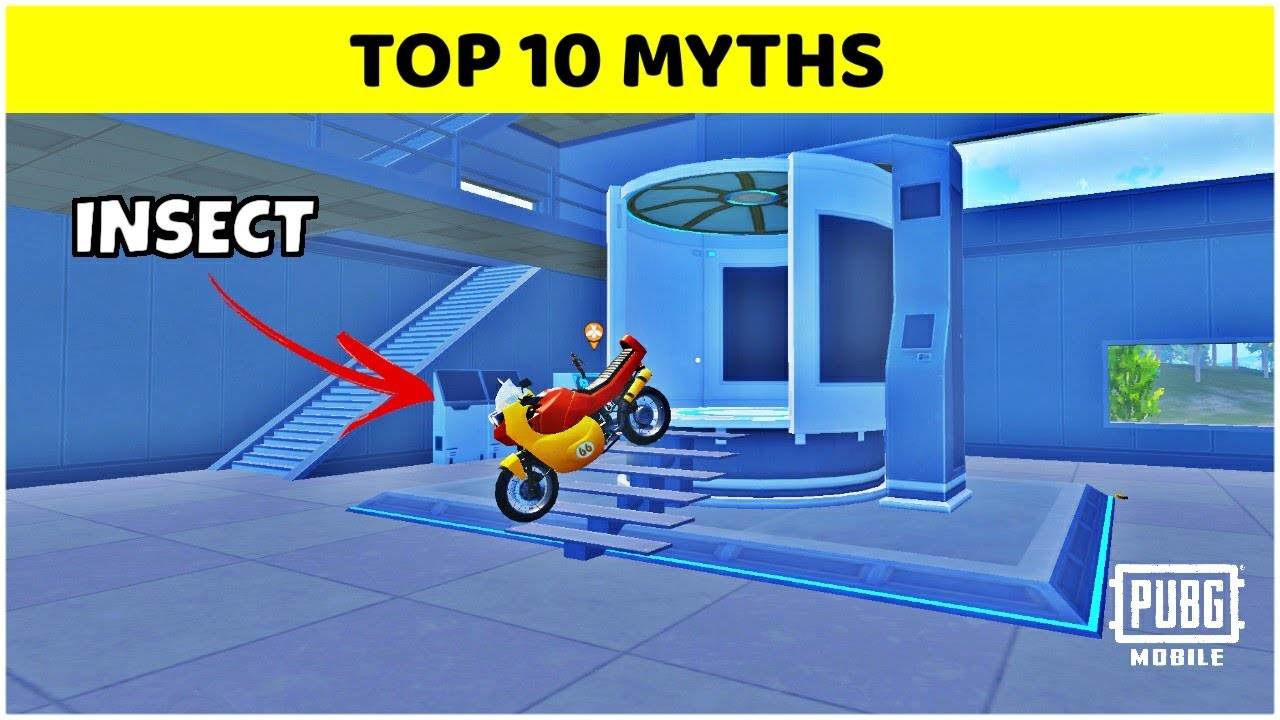 Download Top 10 Mythbusters In PUBG Mobile | PUBG New Myths #40