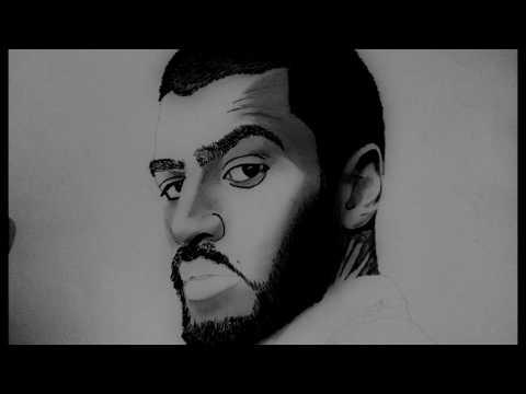 Как нарисовать мияги карандашом