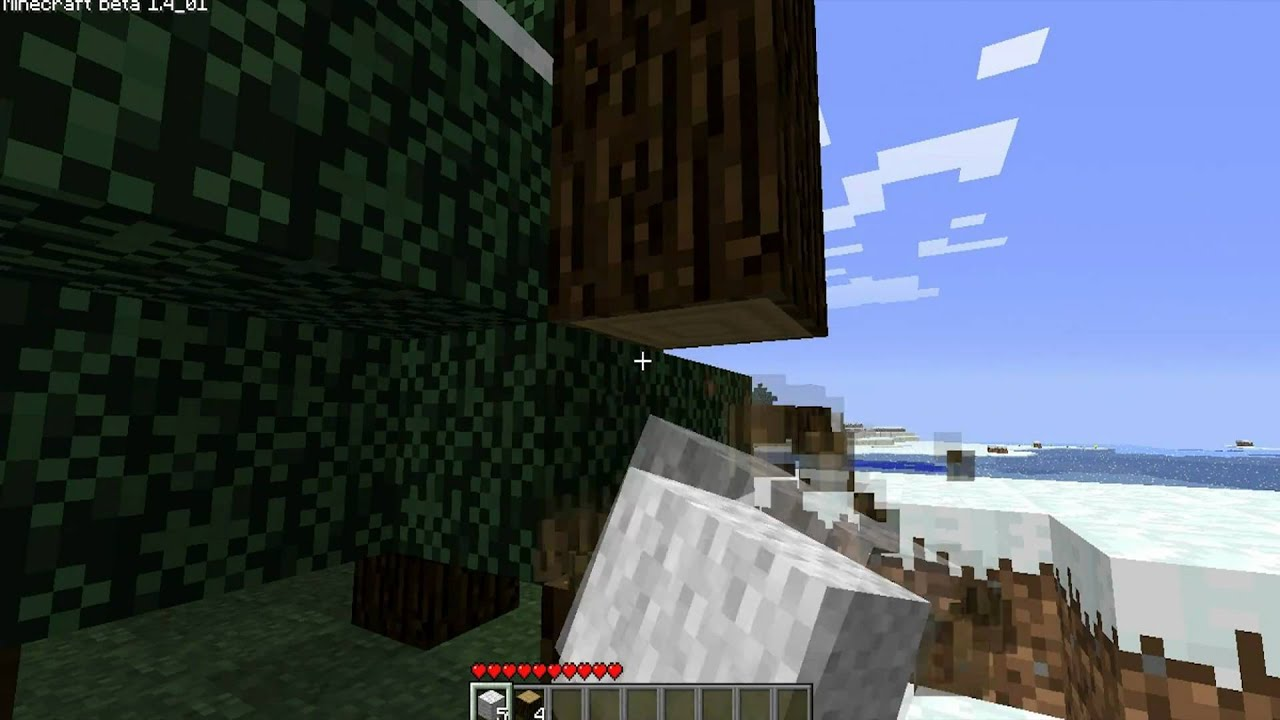minecraft how to find coal easily