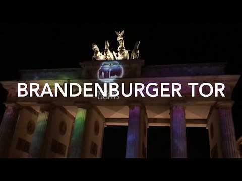 Brandenburger Tor - Бранденбургские Ворота
