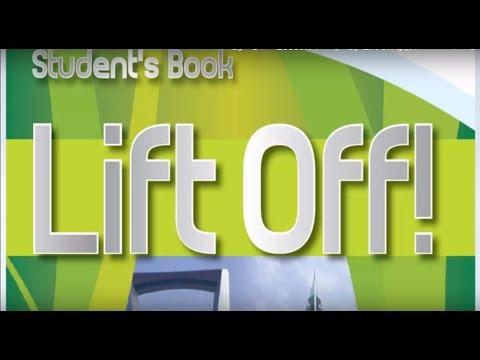 حل كتاب الطالب انجليزي اول متوسط ف1 Lift Off