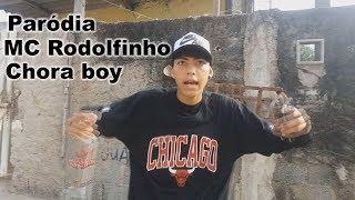 MC Rodolfinho Nós não é Boy Paródia