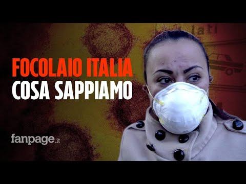 Coronavirus, primi due morti e oltre 50 contagiati. Italia prima in Europa per numero di casi