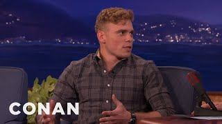 Gus Kenworthy On His Coming Out Journey  - CONAN on TBS