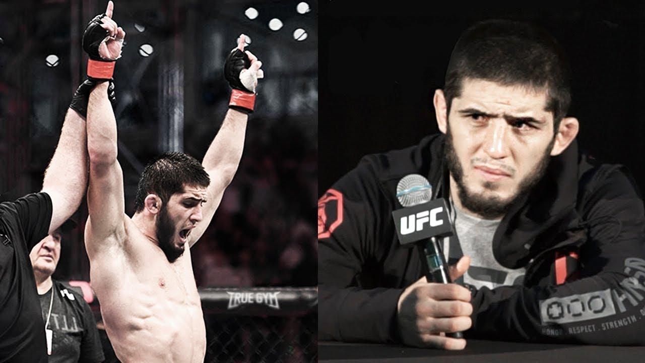 Стану чемпионом UFC после Хабиба / Ислам Махачев после боя с Дэви Рамос
