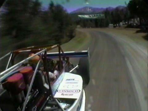 Robby Unser Record Setting 1994 PPIHC Open Wheel Run - 10:05.85