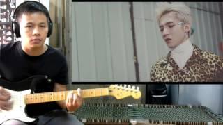 Cách đệm Chúng ta không thuộc về nhau-guitar(tiết tấu)