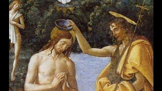 Il commento alle letture della solennità del battesimo di gesù. a cura don claudio doglio.