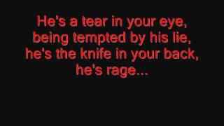 Motley Crue In The Beginning and Shout At The Devil (With Lyrics).wmv