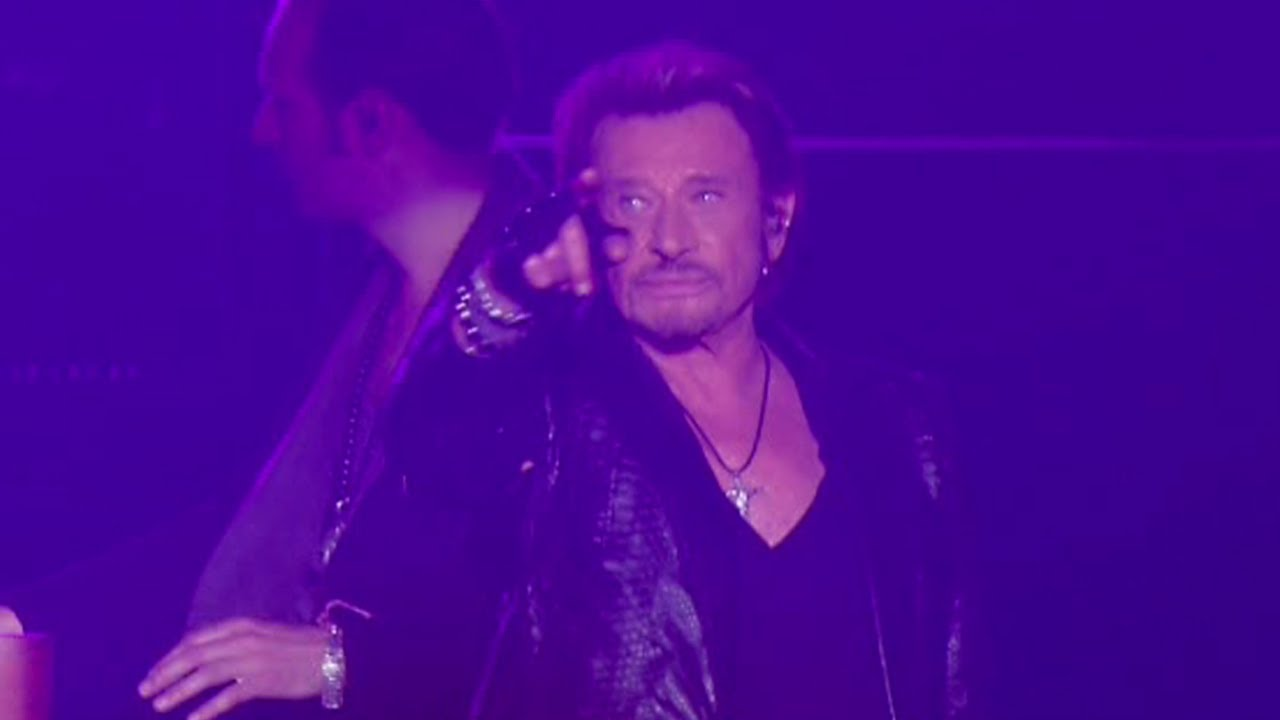Johnny Hallyday - Born Rocker Tour [Teaser]