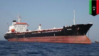 Libya Civil War: Government warplanes bomb Greek-operated oil tanker ARAEVO
