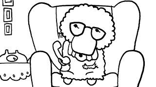 Zapętlaj Granny | Spike and Dadda Series 1, Episode 1 | spike and dadda