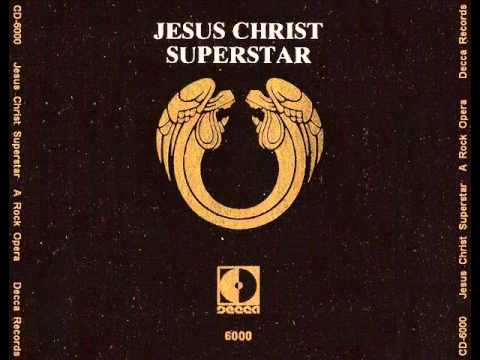 Jesus Christ Superstar - Tim Rice & Andrew Lloyd Webber 1970