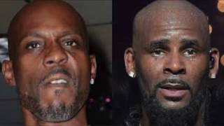 DMX Claims He Caught R Kelly In The Studio With Young Bucks In This Forgotten Interview!