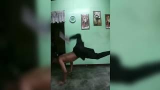Xander Ford Meron Bagong Dance Moves