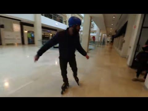 LEVEL 3 - Inline skating (rollerblading) inside Calgary's +15