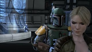 Star Wars: The Force Unleashed 2 Walkthrough - Mission 6 - The Salvation - Aboard the Salvation