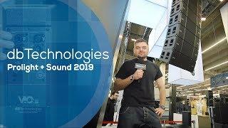 Nowości w serii VIO od dbTechnologies VIO L212, VIO X (Prolight+Sound 2019)